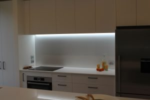 Sheer Bliss White Splashback